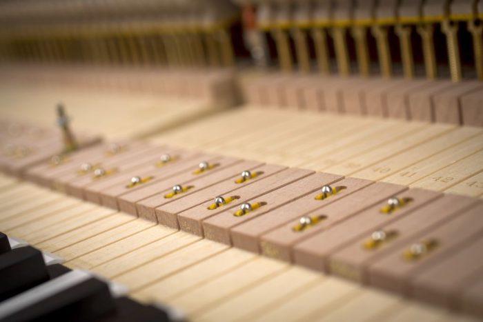 122 Detail 19 keys web 700x467 - خرید پیانو فویریخ مدل 122 Feurich